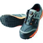 【IGNIO】 ダイヤル式セーフティシューズ A種 耐滑ローカット ブラック IGS1037TGF-BK 安全靴 ジャパーナ