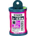 タジマ パーフェクトリール水糸 蛍光ピンク/細 PRM-S500P