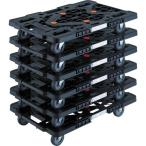 TRUSCO ルートバン まとめ買い MPK−600−BK 6台セット MPK-600-BK-M6≪代引不可≫