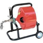 (株)ヤスダトーラーヤスダ 排水管掃除機F4型キャスター型 F41218 1台入 (コード4664698)