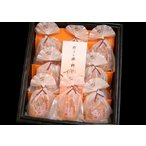 山梨産 干し柿 作次之勝の柿 『天衣柿』8個 (化粧箱大)※お届けは12月中旬よりとなります。