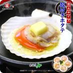 海鮮BBQにもってこい♪天然殻付き生ほたて特大サイズ×8枚入り送料無料【帆立】【ほたて】【ホタテ】【バーベキュー】【BBQ】