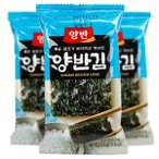 東遠ヤンバン韓国味付け海苔8切8枚×8袋【常温】