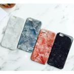 iPhone6s iphone6 iPhone6 Plus アイフォン6s アイフォン6プラス スマホケース ケース カバー クリアケース アイフォン TPU 耐衝撃 キズ防止 大理石 風