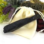 令和 記念 モリオン 黒水晶 原石 98g 巾着付 天然石 パワーストーン クラスター ポイント 置物