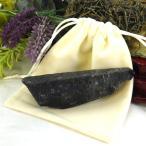 令和 記念 モリオン 黒水晶 原石 99g 巾着付 天然石 パワーストーン クラスター ポイント 置物
