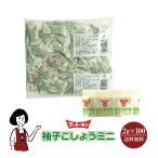 柚子こしょうミニ 2g×100