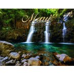 送料無料!2018年 ハワイカレンダー Maui The Valley Island マウイ島 ハワイアン雑貨