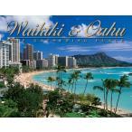 送料無料!2018年 ハワイカレンダー Waikiki & Oahu ワイキキ&オアフ ハワイアン雑貨