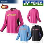 『即日出荷』 YONEX ヨネックス 「Uni ライトトレーナー 31008」テニス&バドミントンウェア「FW」