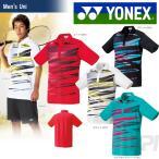 ヨネックス YONEX  ポロシャツ 10174 001 レッド SS