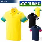 Yahoo!KPIYONEX ヨネックス 「UNI ポロシャツ フィットスタイル  10183」ウェア「SS」『即日出荷』