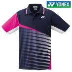 ヨネックス YONEX テニスウェア ユニセックス ユニポロシャツ 10253-019 2018SS[ポスト投函便対応] 『即日出荷』