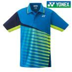 ヨネックス YONEX テニスウェア ユニセックス ユニポロシャツ 10253-506 2018SS[ポスト投函便対応] 『即日出荷』