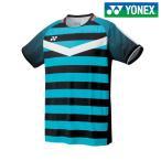 ショッピングヨネックス ヨネックス YONEX テニスウェア メンズ メンズゲームシャツ 10274-007 2018SS
