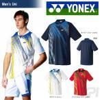 YONEX ヨネックス 「Uni ユニ ポロシャツ スタンダードサイズ  12114」ウェア『即日出荷』
