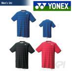 テニスウェア バドミントン ウェア ユニセックス  ヨネックス YONEX シャツ スタンダードサイズ 12131 SS