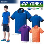 Yahoo!KPI「均一セール」YONEX ヨネックス 「UNI ポロシャツ フィットスタイル  12145」テニスウェア「SS」『即日出荷』[ネコポス可]