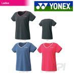 YONEX ヨネックス 「Ladies レディースTシャツ 16246」テニス&バドミントンウェア「SS」『即日出荷』