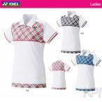 『即日出荷』 YONEX ヨネックス 「WOMEN ウィメンズシャツ スリムロングフィットタイプ  20247」レディースウェア