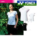 テニスウェア バドミントン ウェア レディース  ヨネックス YONEX シャツ(スリムタイプ) 20306  2016SS 2017モデル