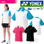 ヨネックス  テニス シャツ 20313 ホワイト 日本 S- 日本サイズS相当