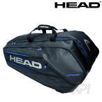 ヘッド HEAD テニスバッグ・ケース  Speed SMU 12R Monstercombi 283207 ラケットバッグ 12本収納可能 11月中旬発売予定※予約