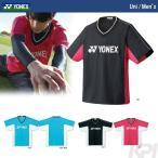 『即日出荷』 YONEX ヨネックス 「Uni 半袖Vブレーカー 30039」スポーツウェア「SS」