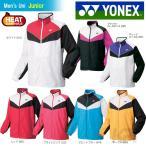 「2016新色登場」YONEX(ヨネックス)「ジュニア ウィンドウォーマーシャツ 70049J」ウェア「FW」