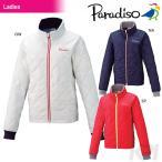 PARADISO(パラディーゾ)「レディース ダウンブルゾン 7CA01D」テニスウェア「FW」