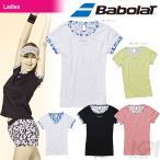 バボラ Babolat テニスウェア Women's レディース ゲームシャツ BAB-1645W 「2016SS」『即日出荷』