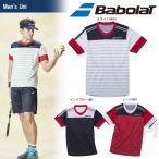 バボラ Babolat テニスウェア Unisex ショートスリーブシャツ BAB-1654「2016FW」 『即日出荷』