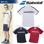 バボラ Babolat テニスウェア Unisex ショートスリーブシャツ BAB-1655「2016FW」『即日出荷』