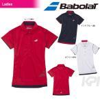 『即日出荷』 Babolat バボラ 「Women's レディース ショートスリーブシャツ BAB-1687W」テニスウェア「2016FW」