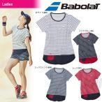 バボラ Babolat テニスウェア  Women's レディース ショートスリーブシャツ BAB-1688W 「2016FW」「テニコレ掲載」