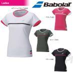 バボラ Babolat テニスウェア Women's レディース ショートスリーブシャツ BAB-1694W 「2016FW」