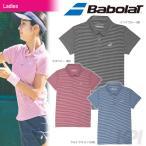 バボラ テニスウェア レディースショートスリーブシャツ BAB-1743W