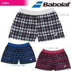『即日出荷』Babolat バボラ 「Women's レディース ショートパンツ BAB-2738W」テニスウェア「2017SS」