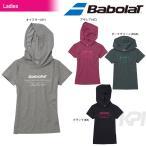 『即日出荷』 Babolat バボラ 「Women's レディース ショートスリーブシャツ BAB-8680W」テニスウェア「2016FW」