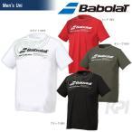 バボラ Babolat テニスウェア メンズ レディース ショートスリーブシャツ BAB-8706 2017SS「2017新製品」