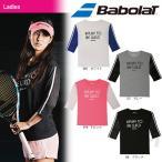 Babolat バボラ  Womens レディース 3 4スリーブシャツ BAB-8741W テニスウェア