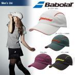 バボラ BabolaT テニスキャップ・バイザー ゲームキャップ BAB-C650 即日出荷