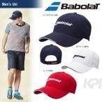 バボラ BabolaT テニスキャップ・バイザー ゲームキャップ BAB-C652 即日出荷