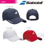 バボラ BabolaT テニスキャップ・バイザー ゲームキャップ BAB-C681 即日出荷