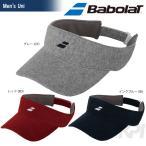 「2017新製品」Babolat バボラ 「ゲームバイザー BAB-C714」テニスウェア「2017SS」『即日出荷』