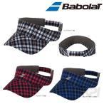 バボラ BabolaT テニスキャップ・バイザー ゲームバイザー BAB-C730W 2017新製品 2017SS