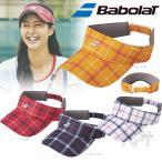バボラ BabolaT テニスウェア Women's レディース ゲームバイザー BAB-C782W 2017新製品 2017FW