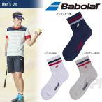 バボラ Babolat テニスウェア ショートソックス BAB-S650 「2016FW」「2017モデル」