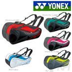 ショッピングbag ヨネックス YONEX テニスバッグ ラケットバッグ6 リュック付 テニス6本用 BAG1722R「2017モデル」