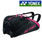 ショッピングbag ヨネックス YONEX テニスバッグ ラケットバッグ キャスターツキ BAG1732C 「2017新製品」